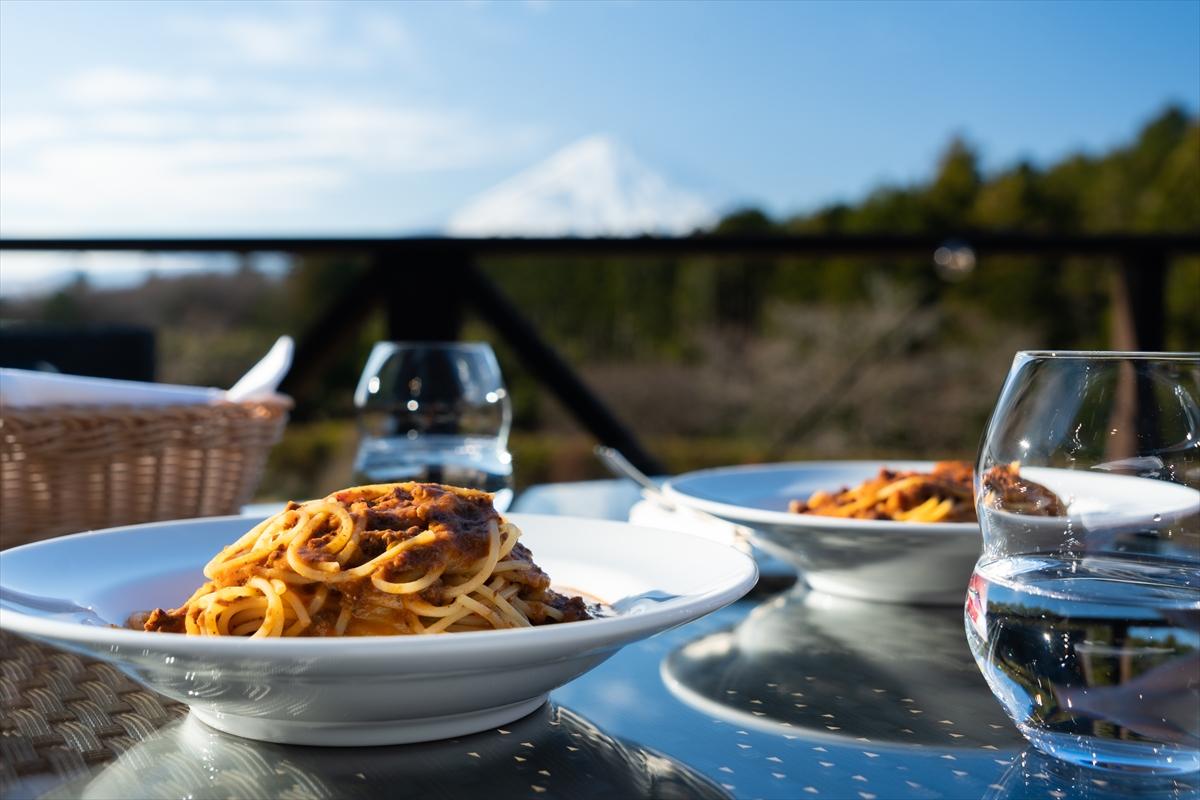 リストランテ イタリアーノ 桜鏡